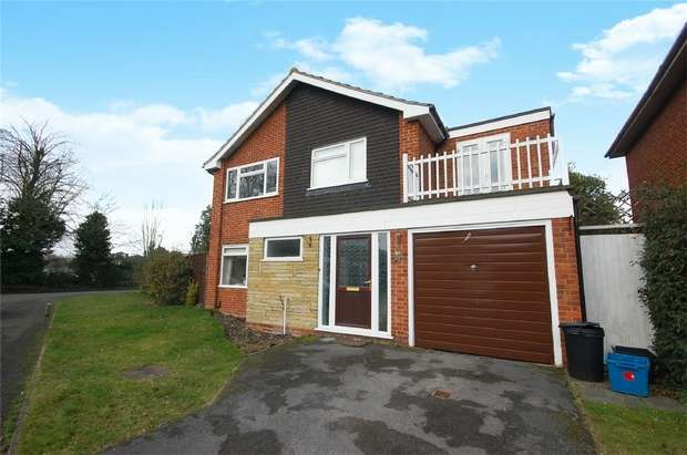 4 Bedrooms Detached House for sale in Scotts Drive, Hampton