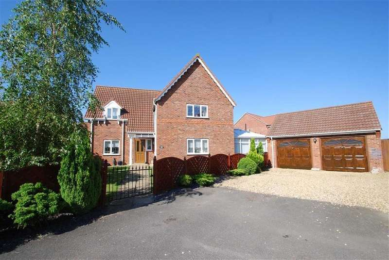 4 Bedrooms Detached House for sale in Primrose Crescent, Boston