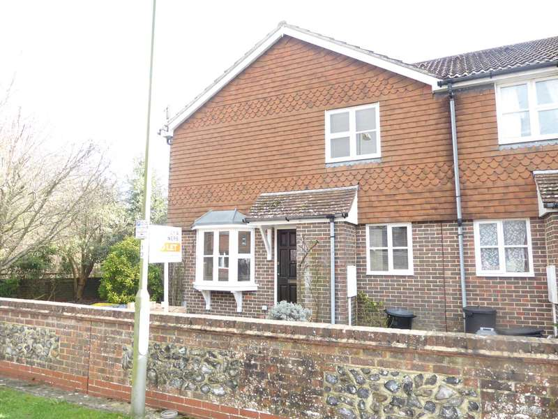 2 Bedrooms End Of Terrace House for sale in Court Road, Lewes