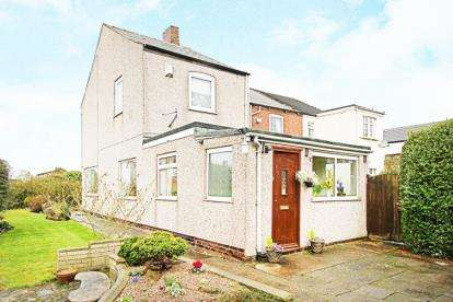 3 Bedrooms Link Detached House for sale in Main Street, Ulley, Sheffield, South Yorkshire
