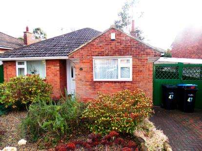 2 Bedrooms Bungalow for sale in Connaught Road, Nunthorpe, Middlesbrough