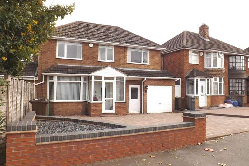 4 Bedrooms Semi Detached House for sale in Farmstead Road, Solihull