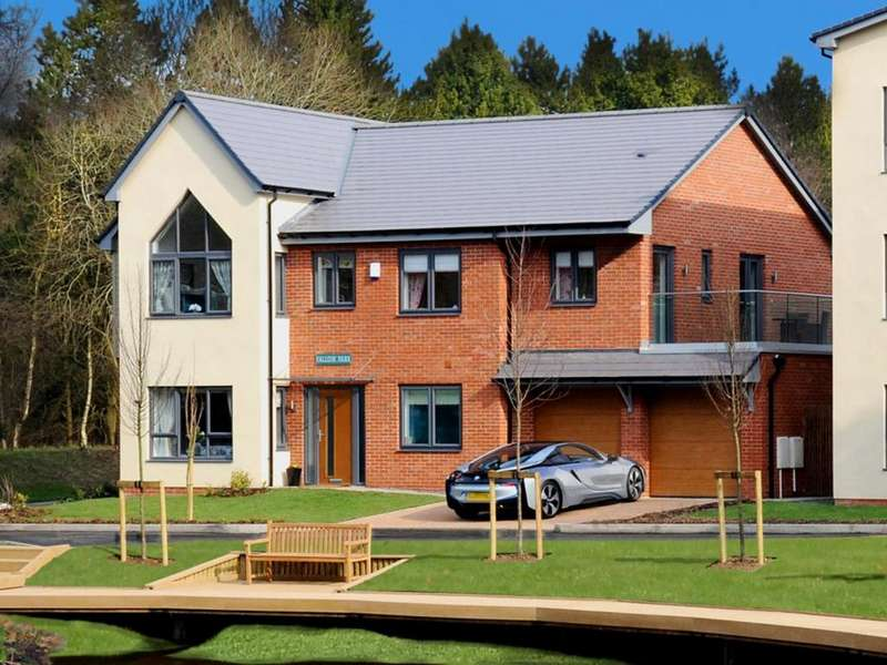 4 Bedrooms Detached House for sale in Plot 7 Fallow Park, Rugeley Road, Hednesford, WS12 4DR