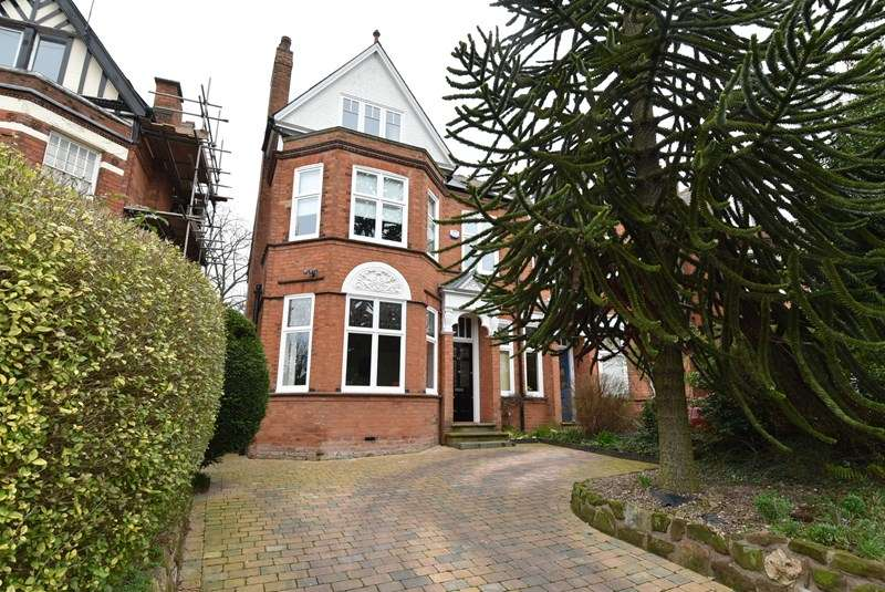 5 Bedrooms Semi Detached House for sale in Chantry Road, Moseley, Birmingham
