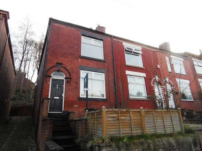 3 Bedrooms Terraced House for sale in Gradwell Street, Edgeley