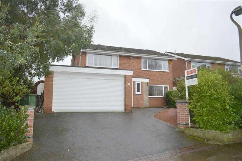 4 Bedrooms Detached House for sale in Birch Road, Oxton, CH43