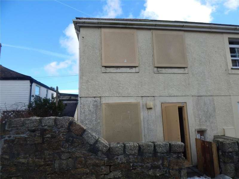 2 Bedrooms Semi Detached House for sale in Marine Gardens, Morrab Road, Penzance