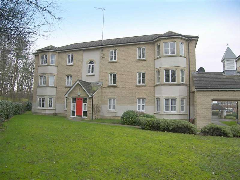 2 Bedrooms Flat for sale in Carnoustie Court, West Monkseaton, Tyne And Wear, NE25