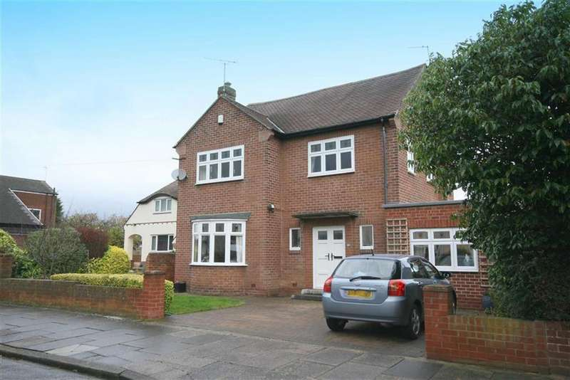 3 Bedrooms Detached House for sale in Brierdene Crescent, Whitley Bay, Tyne Wear, NE26