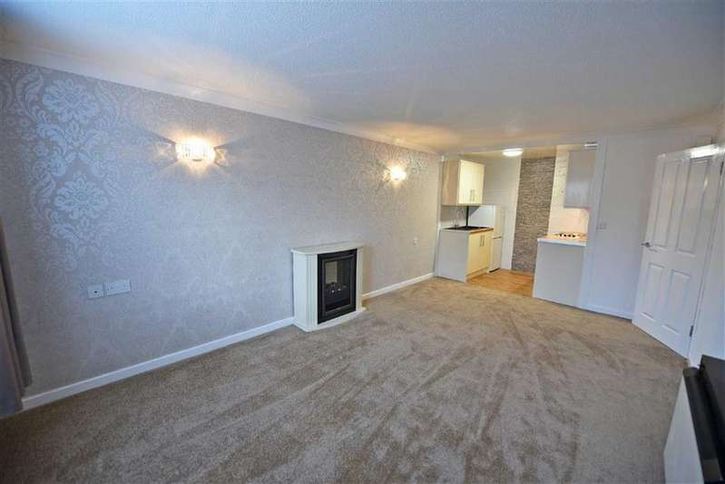 1 Bedroom Retirement Property for sale in Gosforth