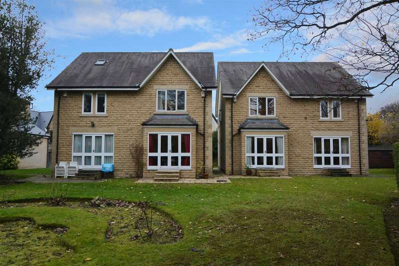2 Bedrooms Semi Detached House for sale in Kirkstall Lane, Headingley