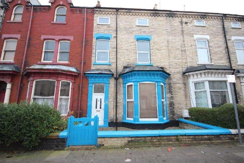 4 Bedrooms Terraced House for sale in Grange Road, Hartlepool