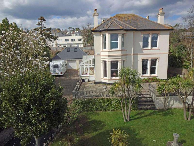 6 Bedrooms Detached House for sale in Landscore Road, Teignmouth