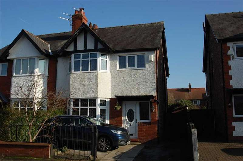 3 Bedrooms Semi Detached House for sale in Maple Road, Bramhall, Cheshire