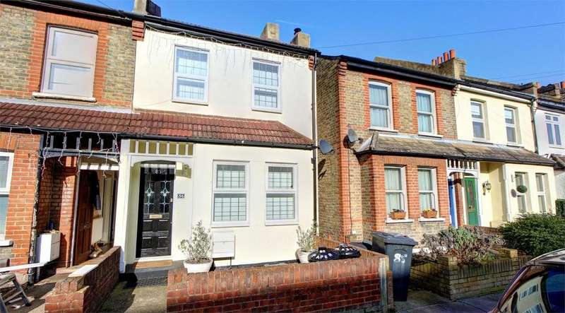 3 Bedrooms End Of Terrace House for sale in Victoria Road, Bromley, Kent