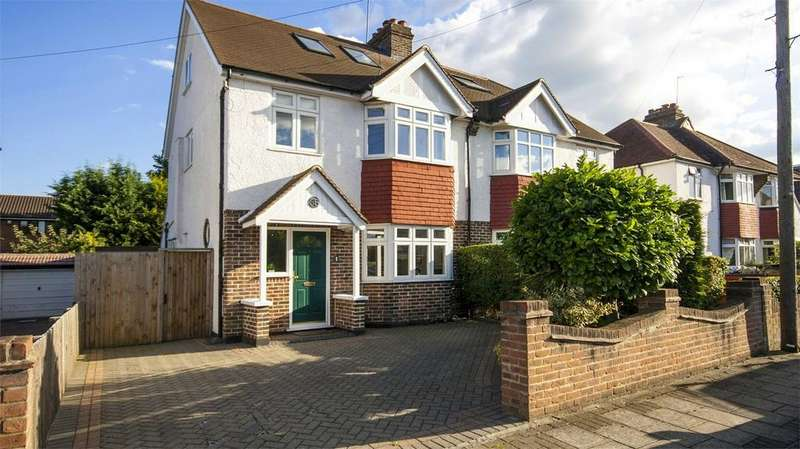 4 Bedrooms Semi Detached House for sale in Brooklyn Road, Bromley, Kent