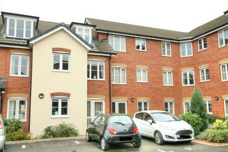 1 Bedroom Retirement Property for sale in Edwards Court Queens Road Attleborough, Norfolk