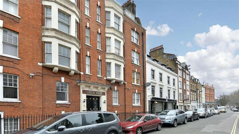 1 Bedroom Flat for sale in Lisson House, 51 Lisson Street, Marylebone, London