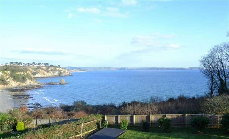 4 Bedrooms Detached House for sale in Porthpean Beach Road, St Austell, Cornwall, PL26