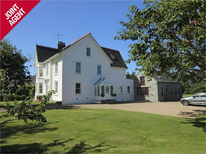 6 Bedrooms Detached House for sale in Springfield, La Rue de la Hougue, Castel, TRP 523