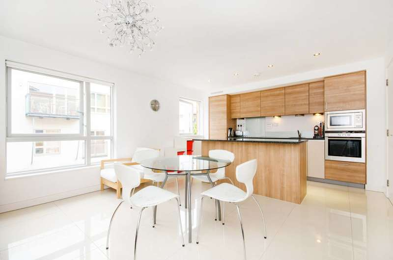 4 Bedrooms House for sale in Metcalfe Court, Greenwich, SE10
