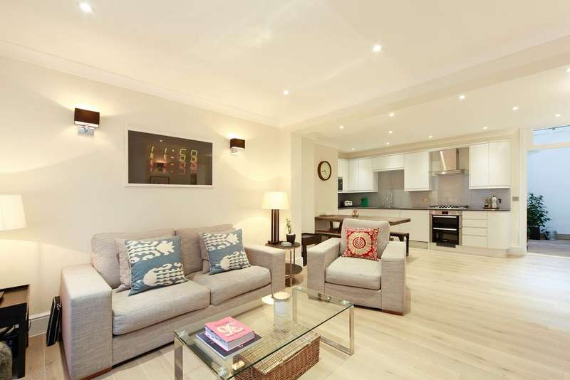 2 Bedrooms Flat for sale in Lawrence Street, Chelsea