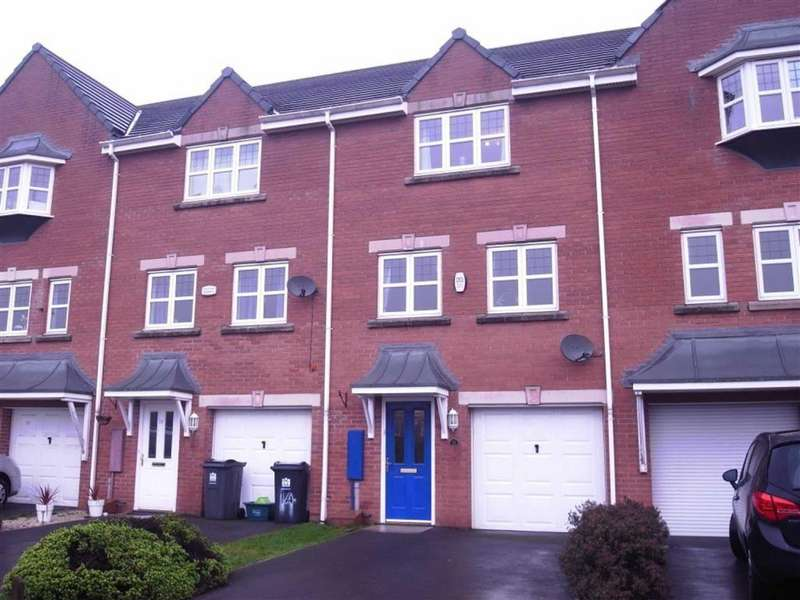 3 Bedrooms Town House for sale in Tebay Close, Darlington