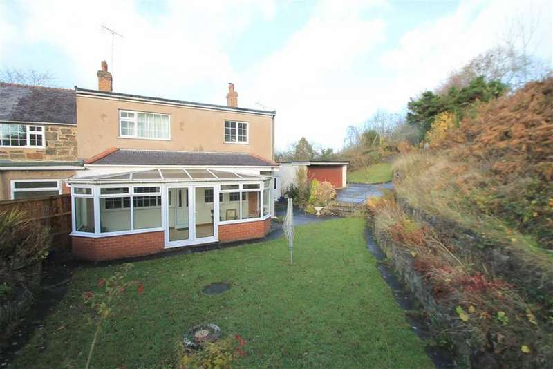 4 Bedrooms Land Commercial for sale in Ivy Cottages, Cefn Y Bedd, Wrexham