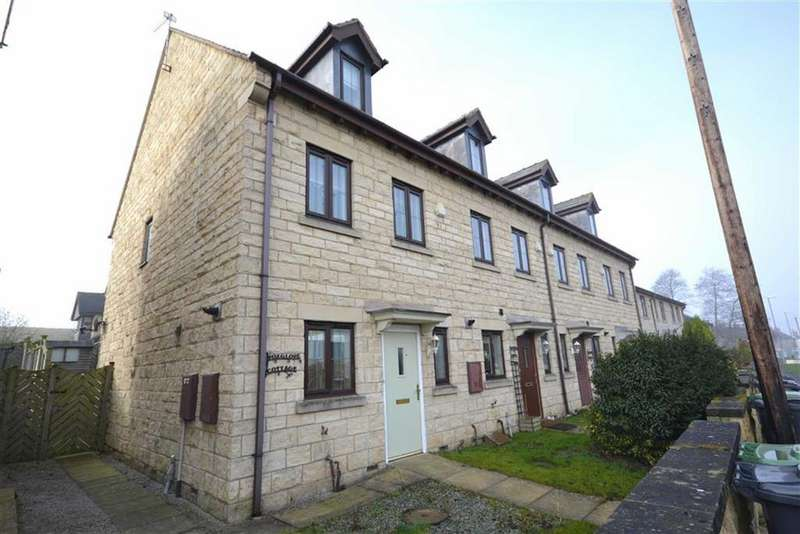3 Bedrooms Terraced House for sale in Great North Road, Micklefield, Leeds, LS25