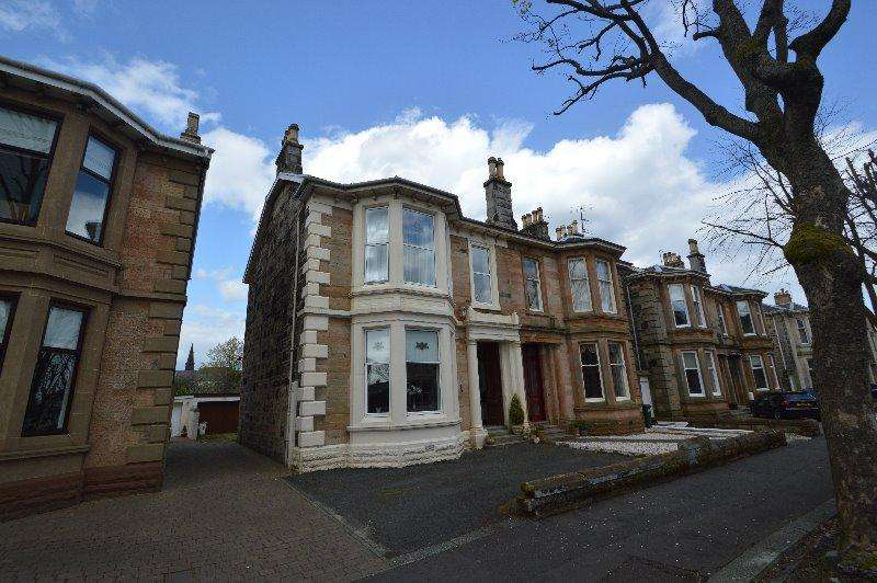 3 Bedrooms Semi Detached House for sale in Howard Street, Kilmarnock, East Ayrshire, KA1 2BP