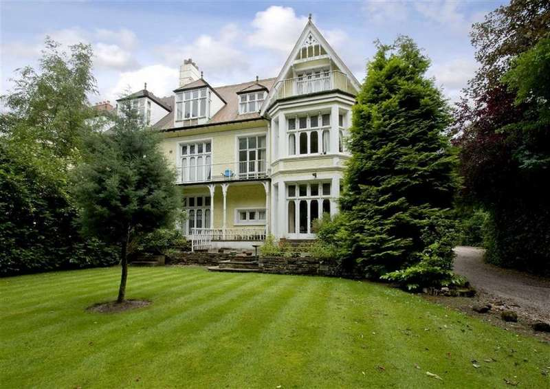 2 Bedrooms Apartment Flat for sale in Flat 5, 36, Parkdale East, Newbridge, Wolverhampton, West Midlands, WV1