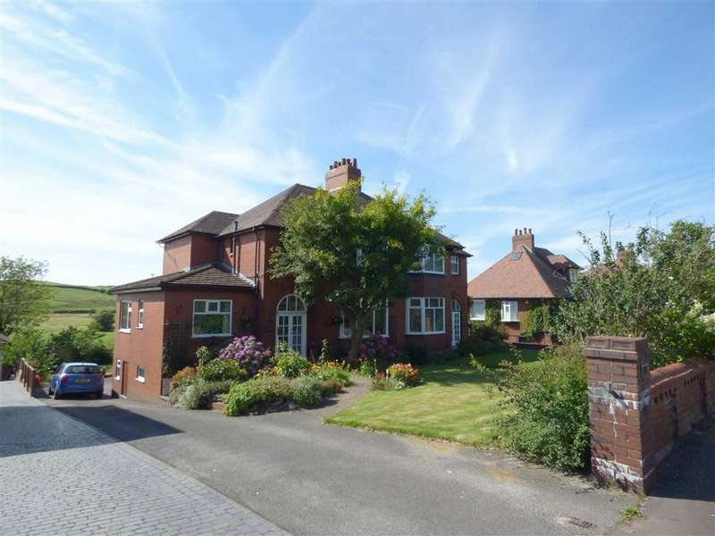 4 Bedrooms Semi Detached House for sale in Oldham Road, Thornham, Rochdale, Lancashire, OL11
