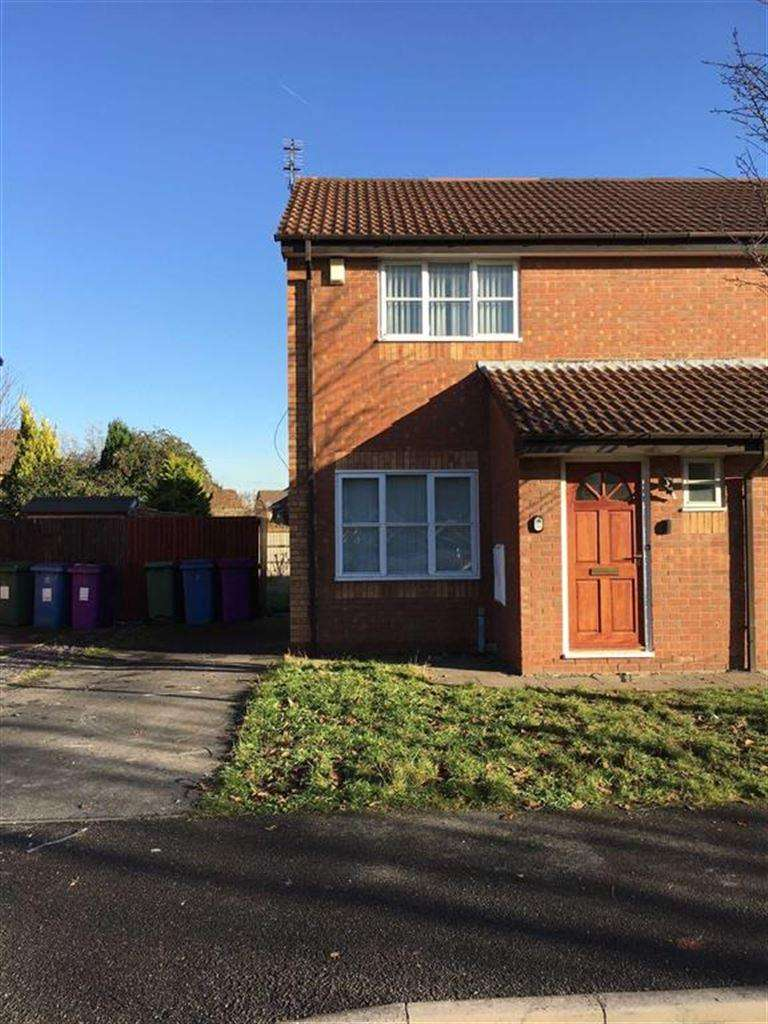 2 Bedrooms Terraced House for sale in Etal Close, Liverpool, Merseyside