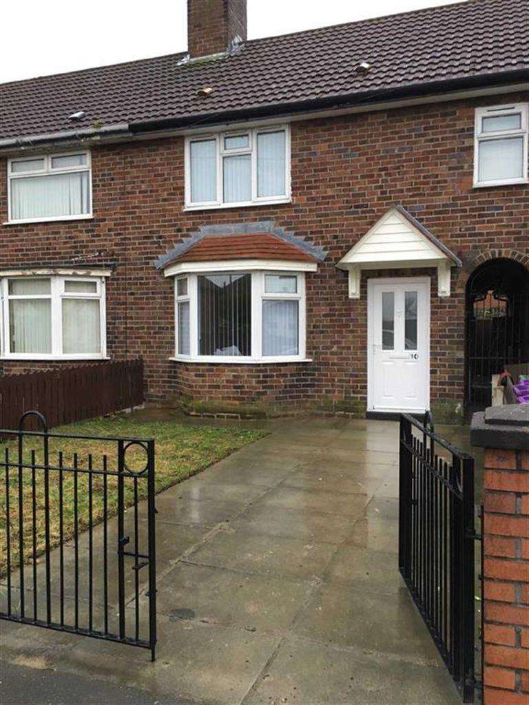 3 Bedrooms Terraced House for sale in Burtree Road, Liverpool