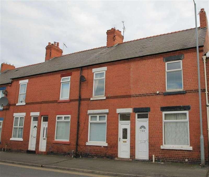 3 Bedrooms Terraced House for sale in Rhosddu Road, Rhosddu, Wrexham