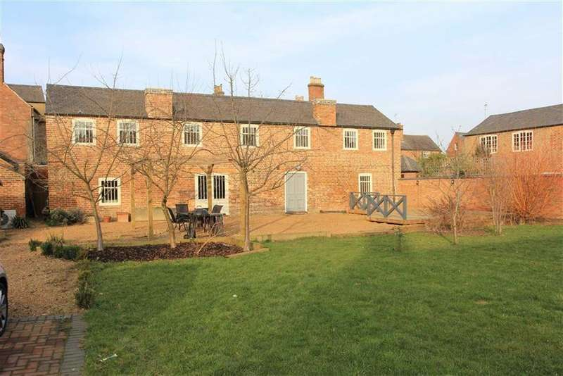 4 Bedrooms Barn Conversion Character Property for sale in Ridley Lane, Kibworth, Leicestershire