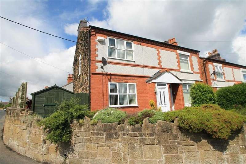 3 Bedrooms Semi Detached House for sale in Hyfrydle, Brynteg, Wrexham
