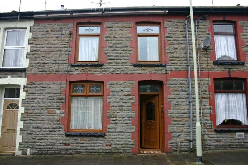 3 Bedrooms Terraced House for sale in Albany Street, FERNDALE, Mid Glamorgan