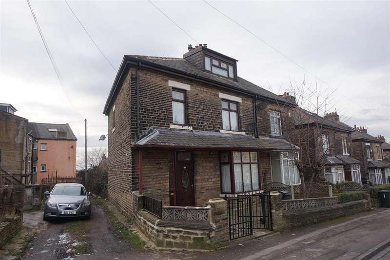 5 Bedrooms Semi Detached House for sale in Wightman Street, Undercliffe, Bradford, BD3 0LD