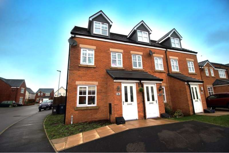 3 Bedrooms Property for sale in Beacon Green, Skelmersdale, WN8