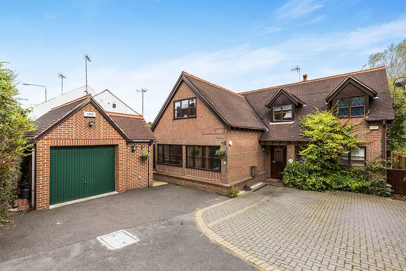 4 Bedrooms Detached House for sale in Station Hill, Swannington, Coalville, LE67