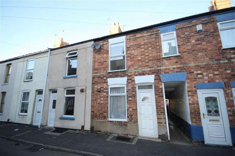 3 Bedrooms Terraced House for sale in Wilson Street, Lincoln, Lincolnshire