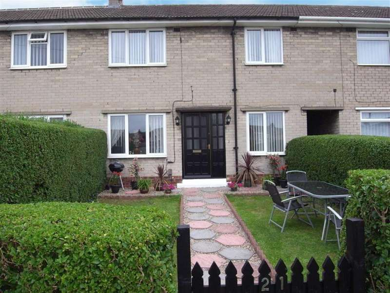 3 Bedrooms Terraced House for sale in Otterburn Close, Darlington