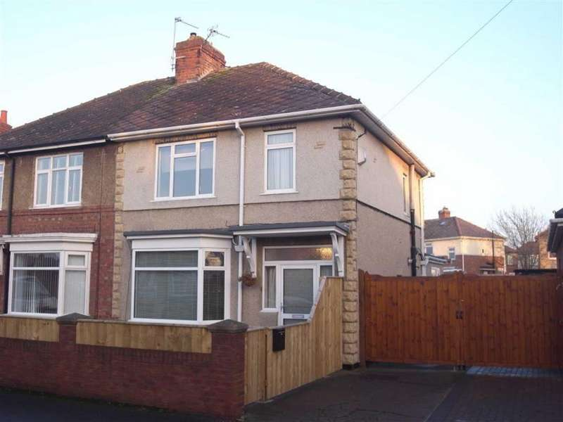 3 Bedrooms Semi Detached House for sale in Geneva Road, Darlington