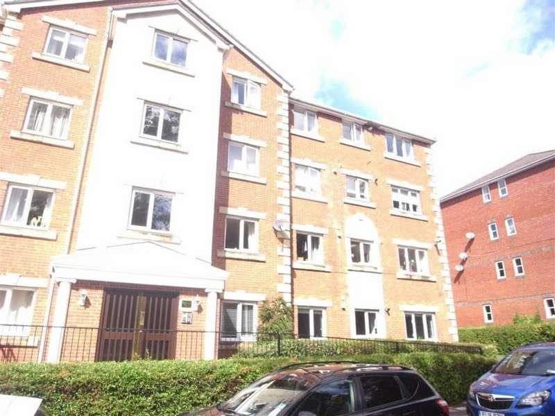 2 Bedrooms Apartment Flat for sale in Dorchester Court, Marlborough Drive, Darlington