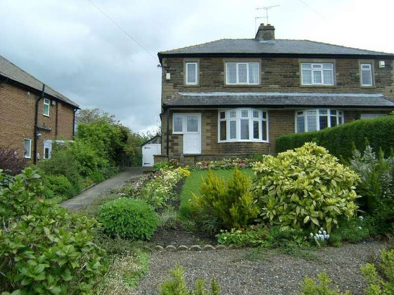 3 Bedrooms Semi Detached House for sale in Raikes Lane, EAST BIERLEY, West Yorkshire