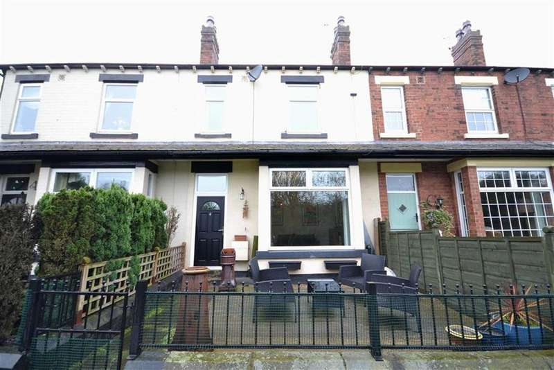3 Bedrooms Terraced House for sale in Lowther Terrace, Swillington, Leeds, LS15