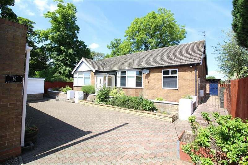 4 Bedrooms Detached Bungalow for sale in Croft Avenue, Newcastle Upon Tyne