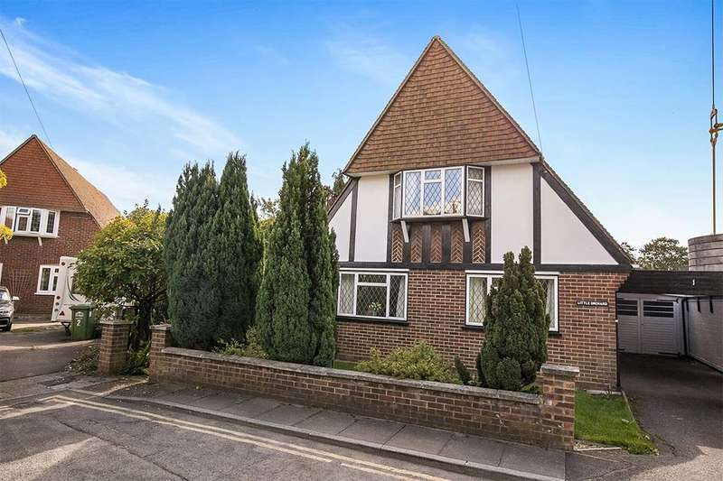 3 Bedrooms Detached House for sale in Thurlestone Close, Shepperton, TW17