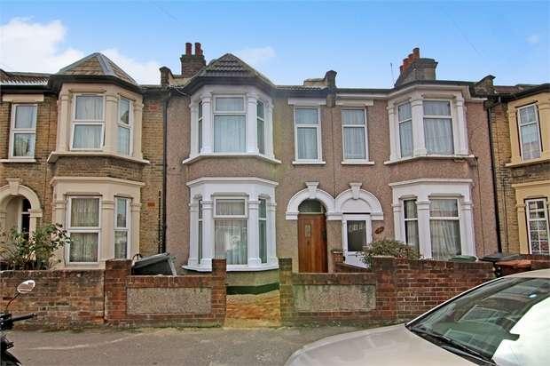 4 Bedrooms Terraced House for sale in Radlix Road, Leyton, London